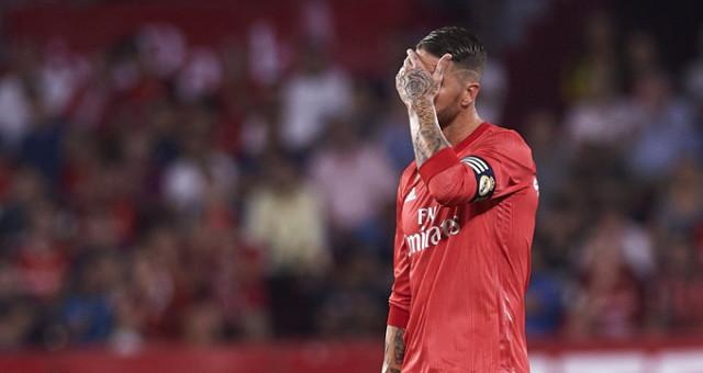 Real Madrid, Sevilla fırtınasına dayanamadı: 3-0
