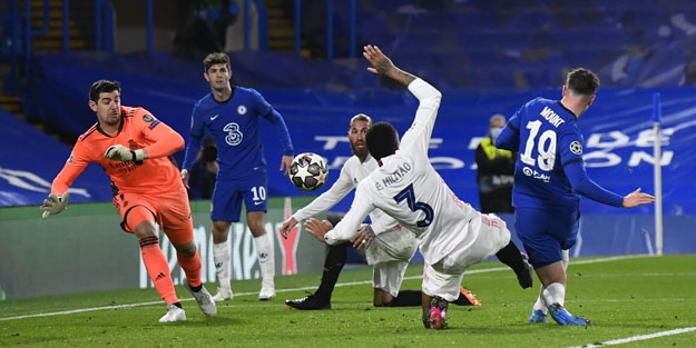 Real Madrid'e İngiliz çelmesi