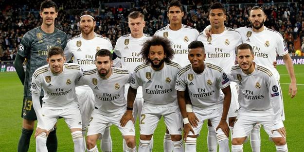 Real Madrid'in göğsünde Türkiye yazacak!