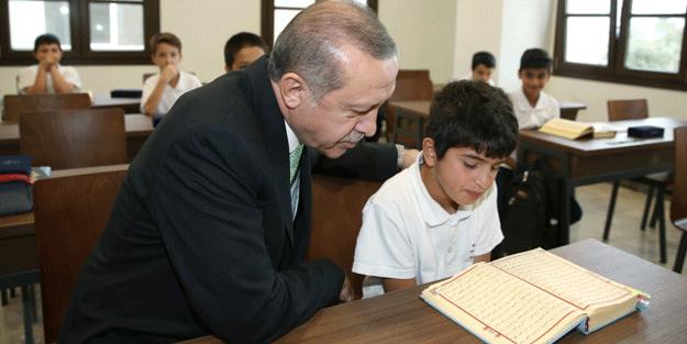 Recep Tayyip Erdoğan Anadolu İmam Hatip Lisesi başvuru tarihleri belli oldu