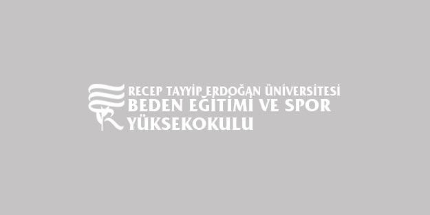 Recep Tayyip Erdoğan Üniversitesi besyo sınav sonuçları sorgula RTEÜ Besyo kayıtları 2019