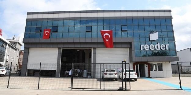 Samsun'daki yerli telefon fabrikası telefon üretimine başlandı