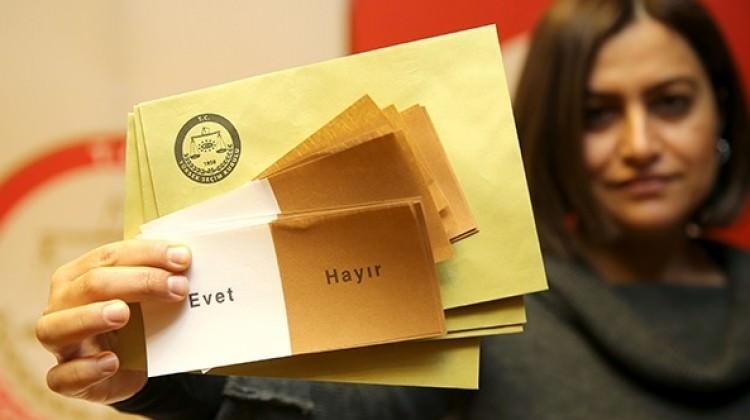 Referandumda dikkat çeken sonuç