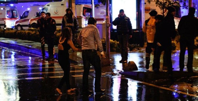 Reina saldırısı şüphelisi Danimarka'da hakim karşısına çıktı