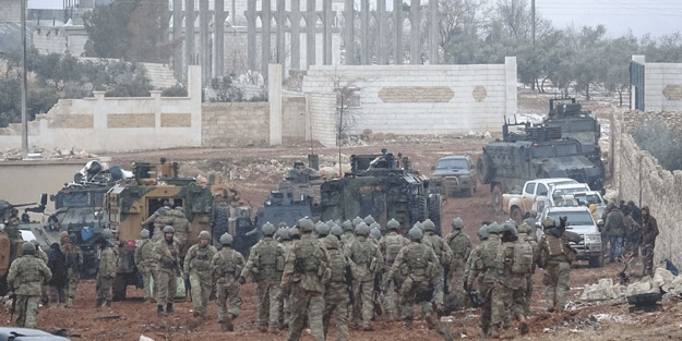 Rejim güçleri El Bab'a sızmaya çalıştı