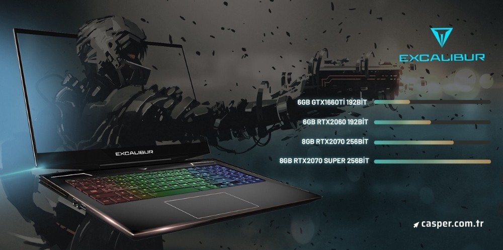Rekabetçi oyuncular için yeni oyun bilgisayarı ön satışa çıktı