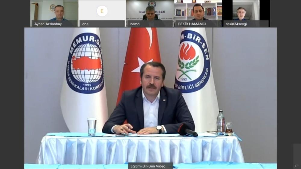 Rekor katılımın olduğu yarışmanın sonuçlarını genel başkan açıkladı
