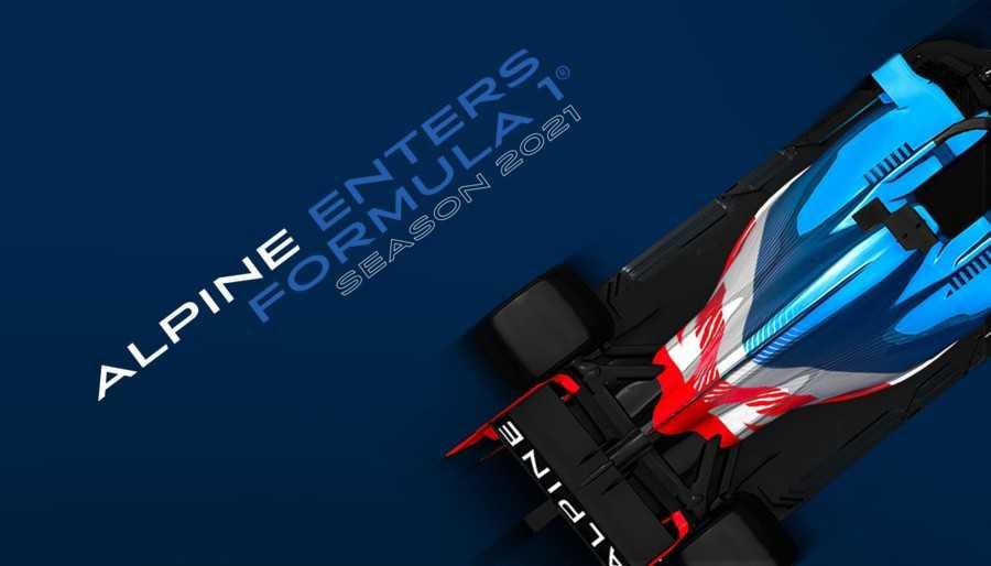 """Renault Grubu, gelecek yıl Formula 1'de """"Alpine"""" olarak yarışacak"""