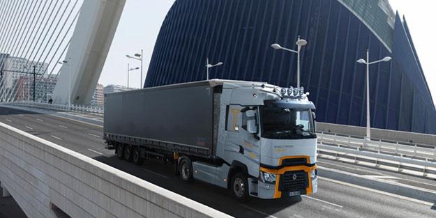 Renault Trucks T 2019'da konfor ve tasarruf birleşti