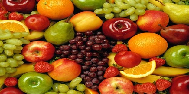 Renklerine Gore Hangi Meyve Neye Fayda Eder