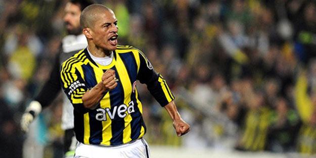Resmi açıklama geldi! Fenerbahçe'den Alex müjdesi