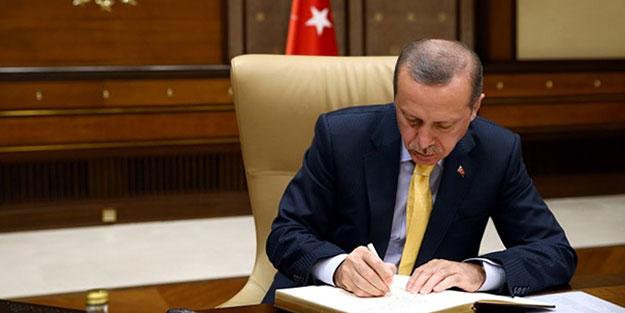 Resmi Gazete'de yayımlandı! Cumhurbaşkanı Erdoğan'dan peş peşe kritik kararlar