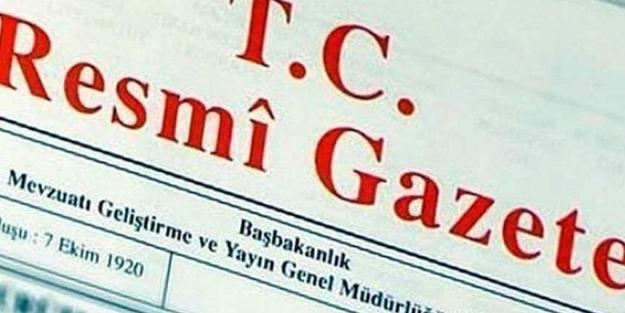 RESMİ GAZETE'DE YAYIMLANDI: İRAN ÜRÜNLERİNE EK VERGİ