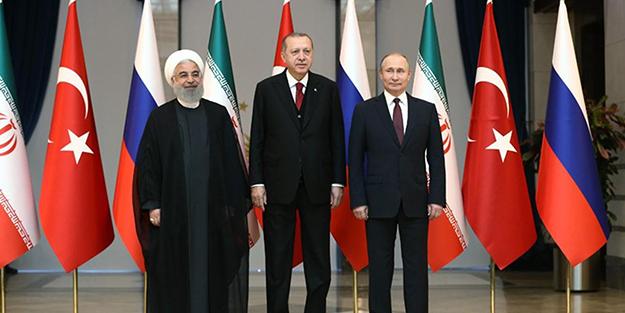 Reuters duyurdu! Türkiye, Rusya ve İran...