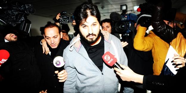 Reza Zarrab hakkında çarpıcı iddia