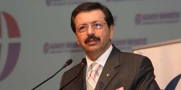 Rifat Hisarcıklıoğlu: Alın teri yerini...