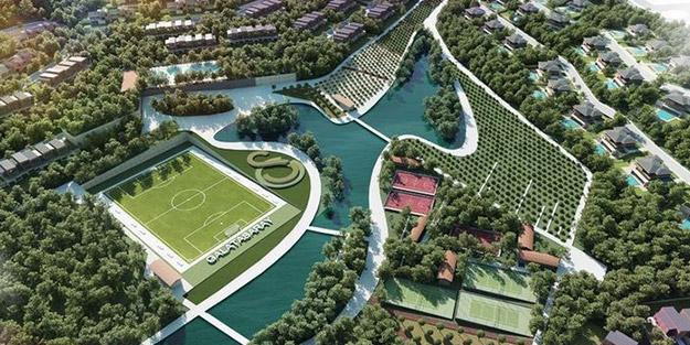 Riva ve Florya projeleri feshedildi