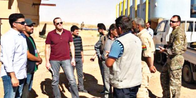 Riyad'da DEAŞ'ın yerini aldılar! Suudi'nin yeni partneri YPG