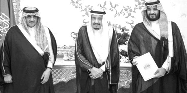 Riyad'da saray darbesi!