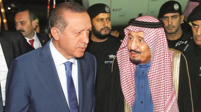 Riyad'la stratejik işbirliği