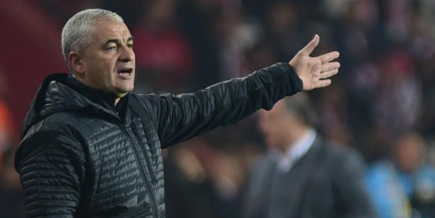 Rıza Çalımbay'dan maç sonu açıklaması: Bu kadar kolay gol yemememiz gerekiyor