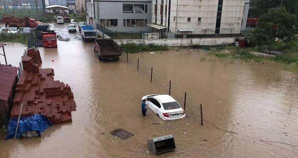 Rize sel uyarısı mı var? Hangi iller için sel uyarısı var?