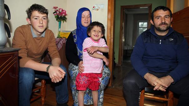 Rize'de 6 yaşındaki Derya, 3.5 yıldır karaciğer nakli bekliyor