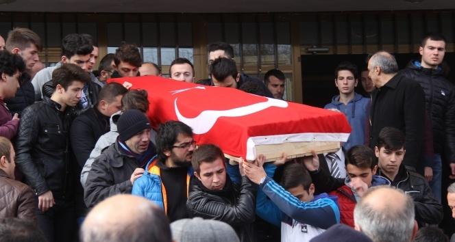 Rize'de öğrencilerinden öğretmenlerine en acı görev