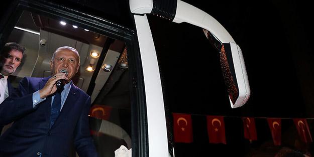 Rize'ye giden Başkan Erdoğan talimatı verdi: Hepsi temizlenecek