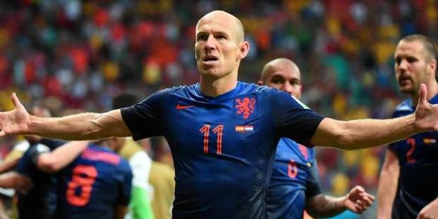 Robben'den Fenerbahçe sinyali!