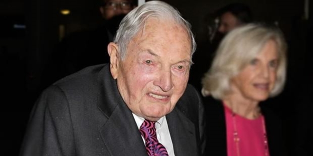Rockefeller ve koronavirüsü... Laboratuvarda üretip dünyaya saldılar!