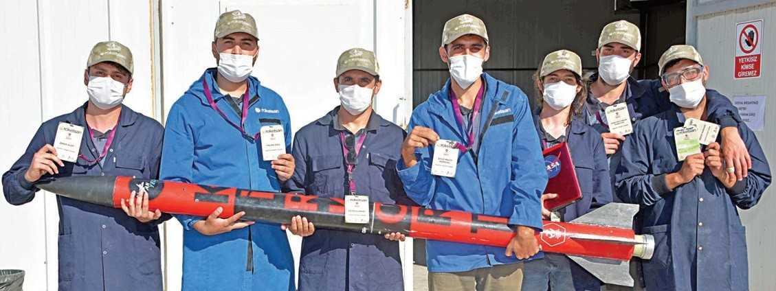 ROKETSAN, Roket Yarışması'nın kazananları belli oldu