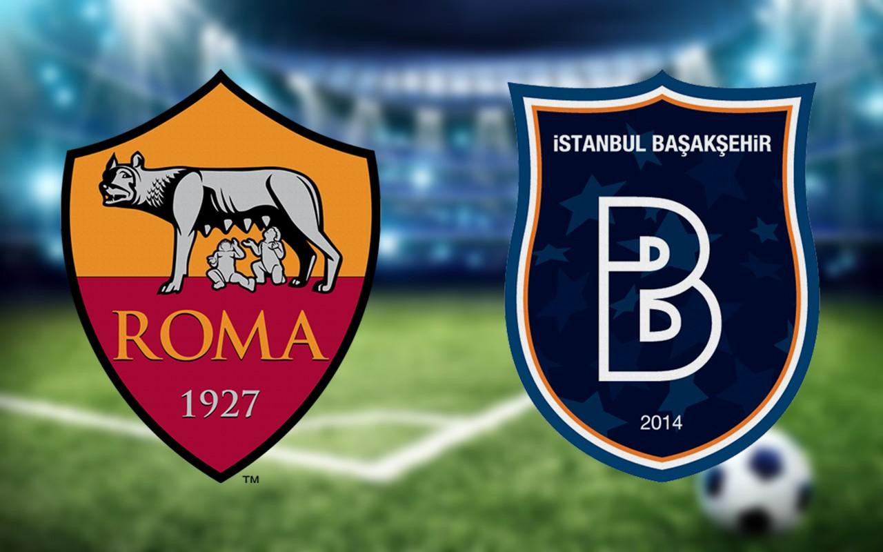 Roma Başakşehir UEFA Avrupa Ligi maçı ne zaman?