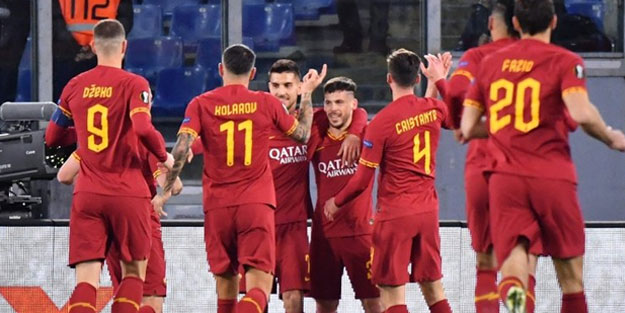 Roma, UEFA Avrupa Ligi maçı için İspanya'ya gidemedi