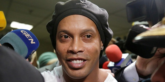 Ronaldinho: Hapisten çıkınca ilk yapacağım şey...