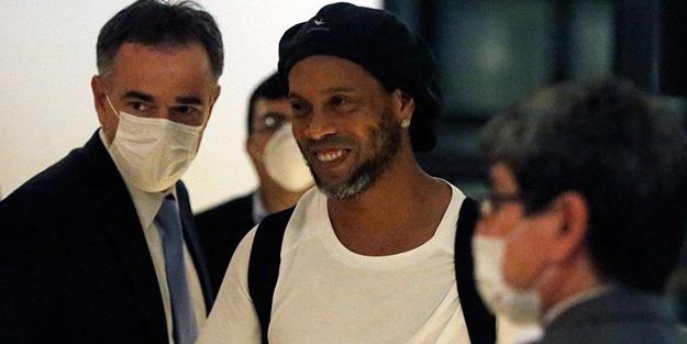 Ronaldinho'nun cezasını çekeceği otel