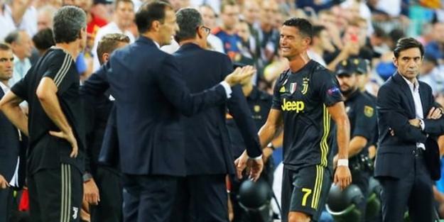Ronaldo gözyaşlarına boğuldu!