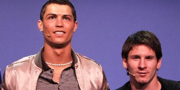 Ronaldo ve Messi artık yok!