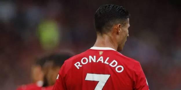 Ronaldo'dan görülmemiş skandal! Bu hiç yakışmadı