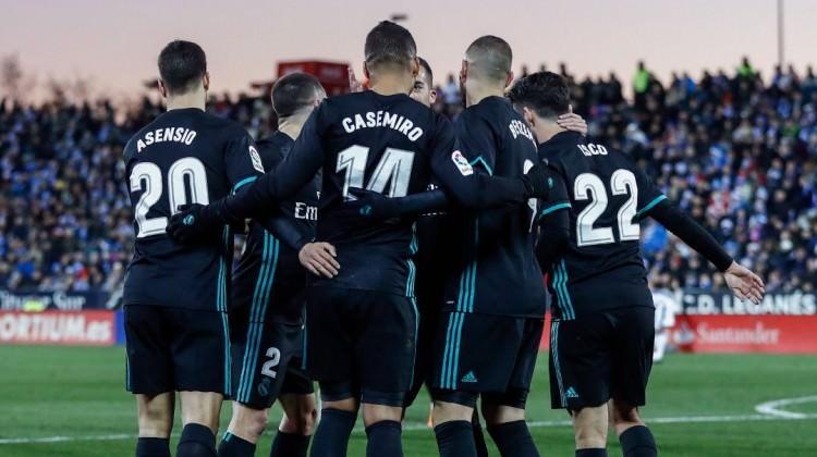 Ronaldo'suz Madrid geriden gelip kazandı! 3-1