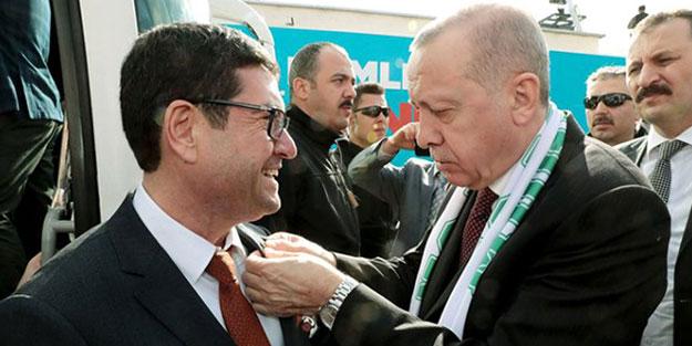 Rozetini Erdoğan takmıştı! 6 yıl önceki görüntüsü olay oldu