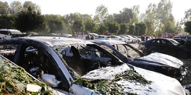 Antalya'daki patlama sonrası flaş karar