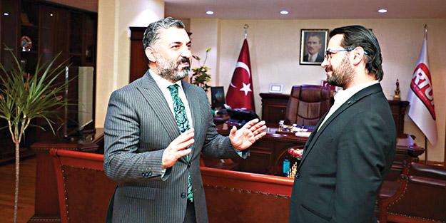RTÜK Başkanı Ebubekir Şahin, Akit'e konuştu: Şiddet içeren dizilere reklâm verilmesin