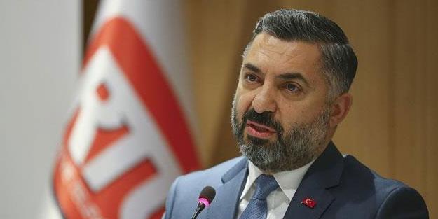 RTÜK Başkanı 'Tosun Paşa filmine sansür' iddiasına cevap verdi