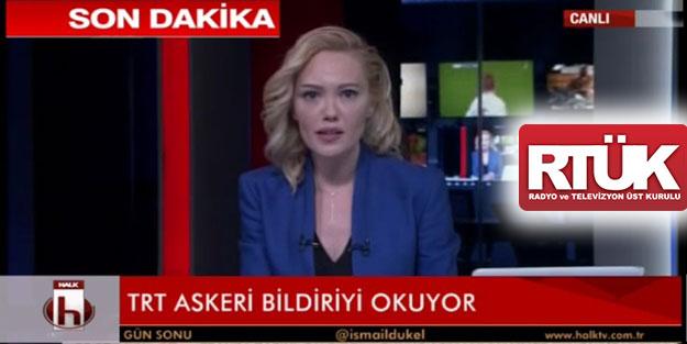 RTÜK CHP'nin kanalına suspus