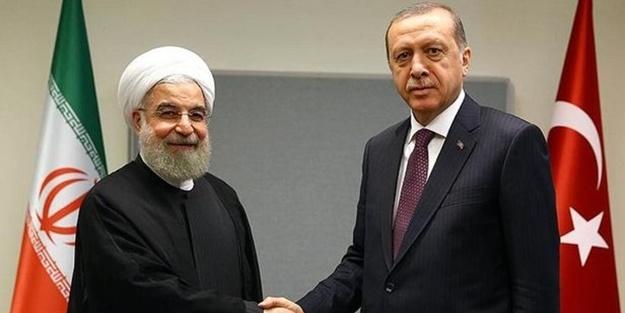 Ruhani'den Cumhurbaşkanı Erdoğan'a tebrik mesajı