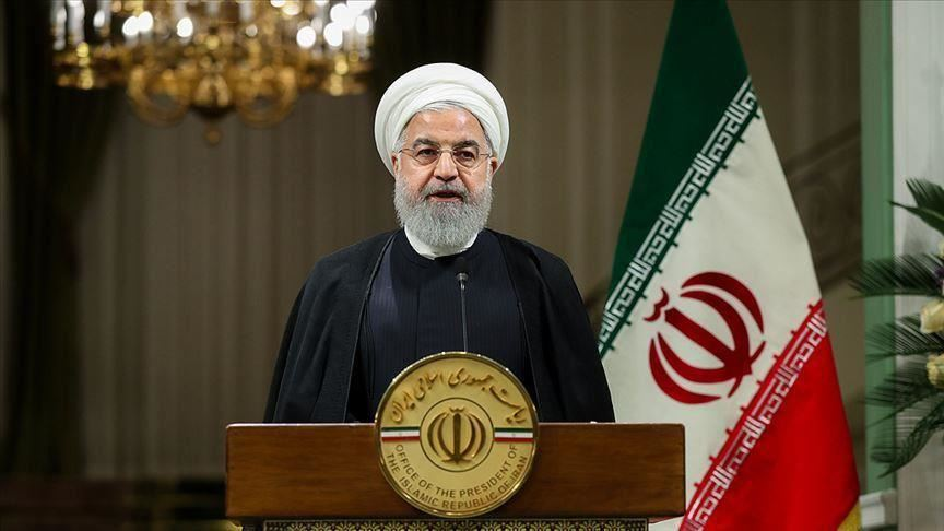 Ruhani'den Erdoğan'a Cumhuriyet Bayramı tebrik mesajı