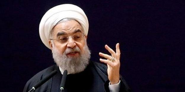 Ruhani'den Suudi Arabistan'a uyarı: Size ders vermek için vurdular