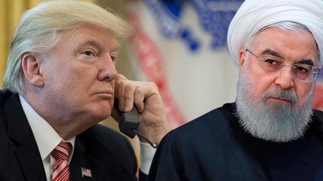 Ruhani'den Trump'a telefon reddi!