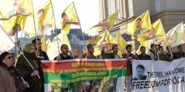 Rumlar terör örgütü PKK'ya kucak açtı